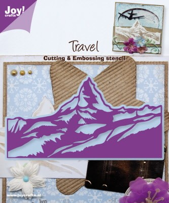 Pre-Order Joy Crafts Dies - Mountain Landscape - Click Image to Close