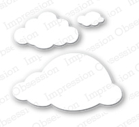 Pre-Order Impression Obsessions Dies - Clouds