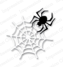 Pre-Order Impression Obsessions Dies - Spider Web