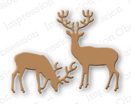 Pre-Order Impression Obsessions Dies - Small Deer