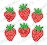 Pre-Order Impressions Obsessions Dies - Sm. Strawberry