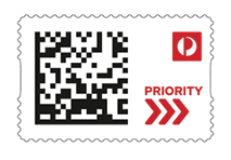 Priority Pre-Paid Label
